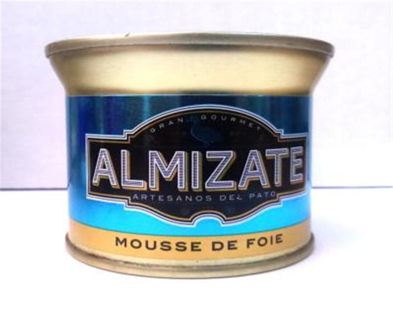Mousse de Foie Gras Almizate, 1 ud