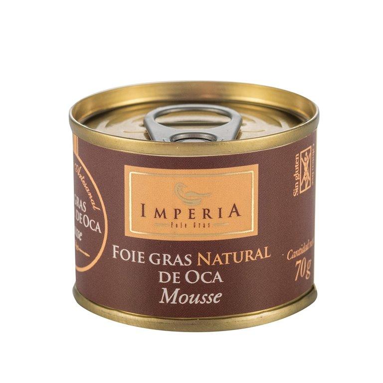Mousse de Foie Gras de Oca, 1 ud