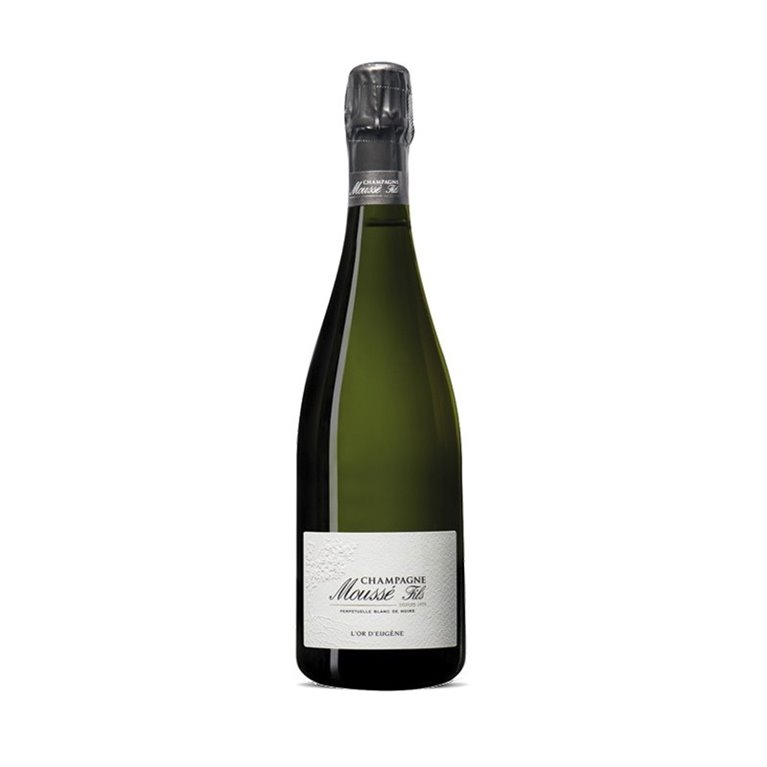 Mousse Fils L'Or D'Eugène Champagne 75cl