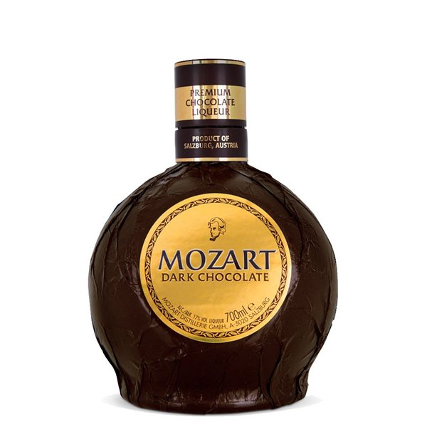 MOZART DARK CHOCOLATE 0,70 LITROS 15º