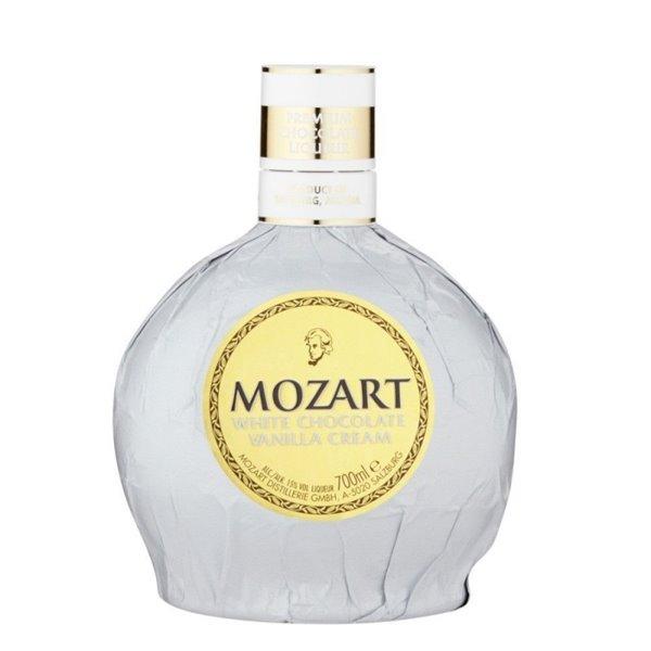 MOZART WHITE CHOCO-VAINILLA 0,70 L.