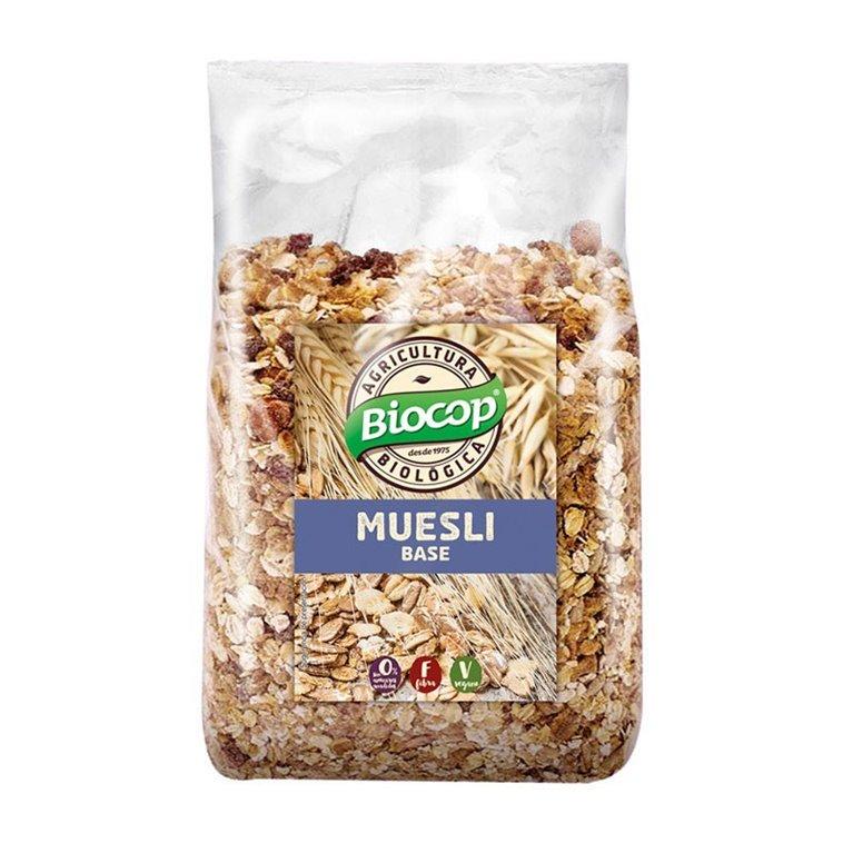 Muesli Base (Sin Azúcar) Bio 1kg