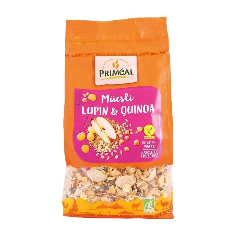 Lupin and Quinoa Muesli Bio 350g