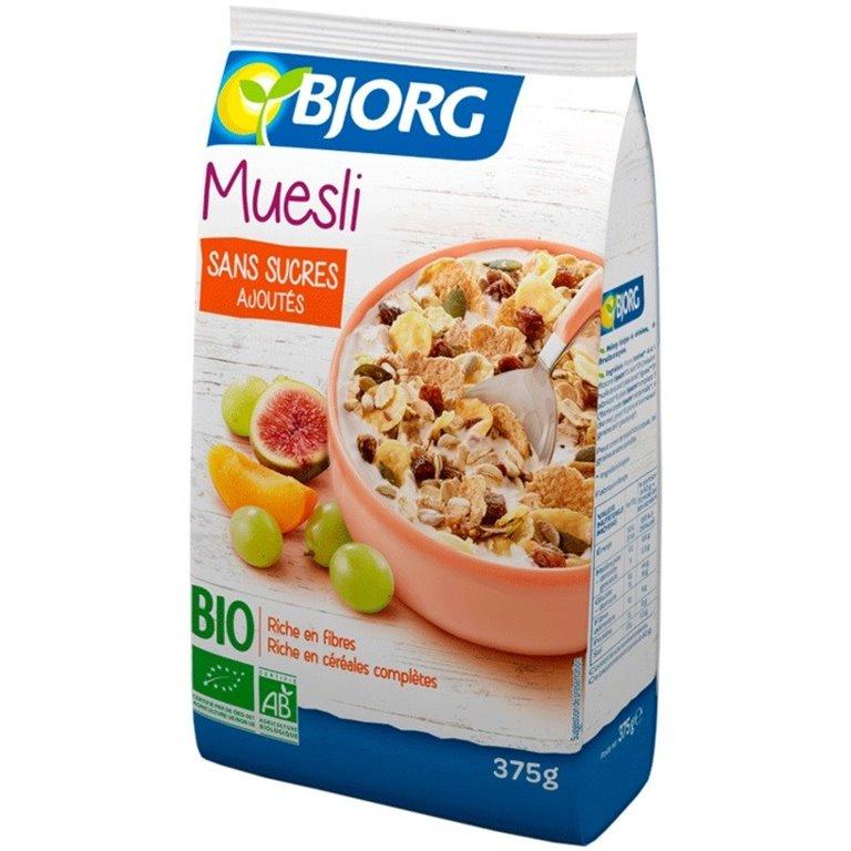 Muesli de Frutas (Sin Azúcar) Bio 375g