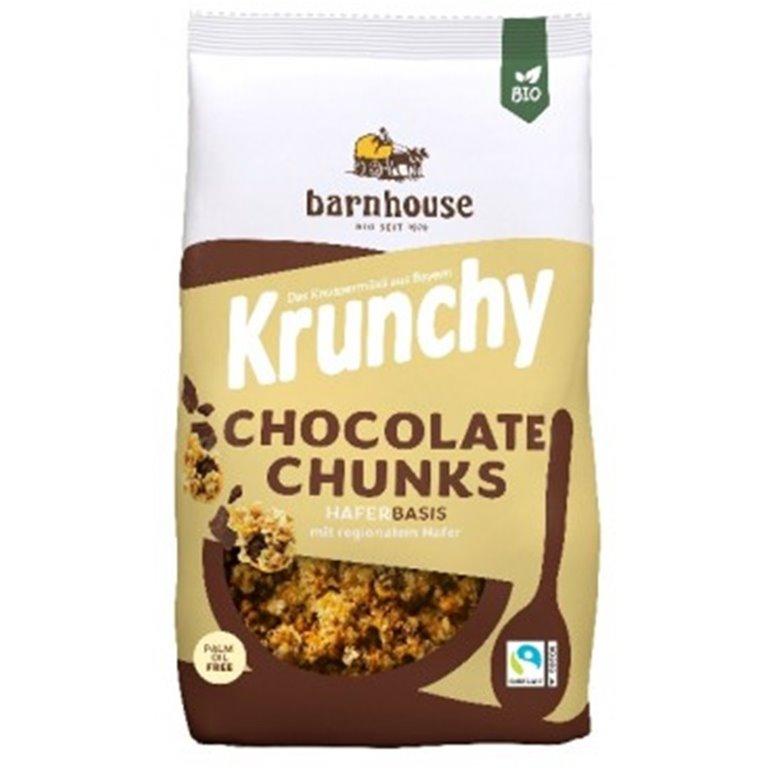 Muesli Krunchy & Friends Chocolate Bio 500g