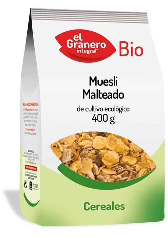 Muesli Malteado Bio 400g