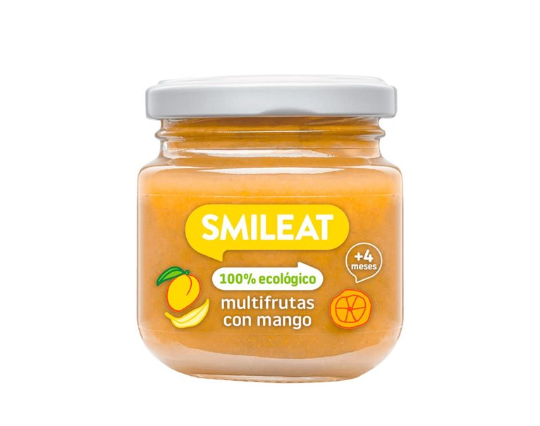 Organic Multifruit with Mango 130g