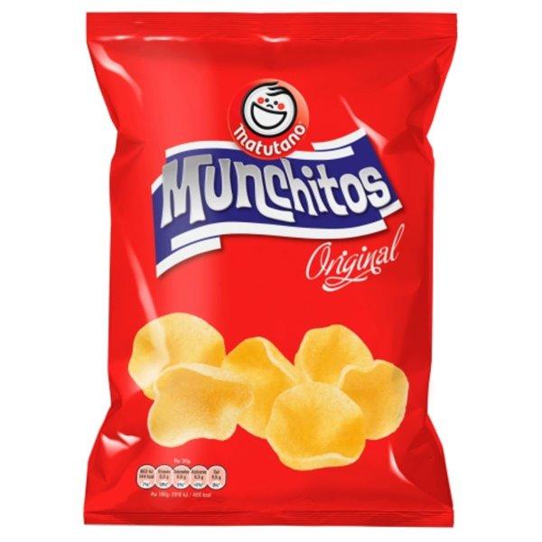 Munchitos Original. Producto canario
