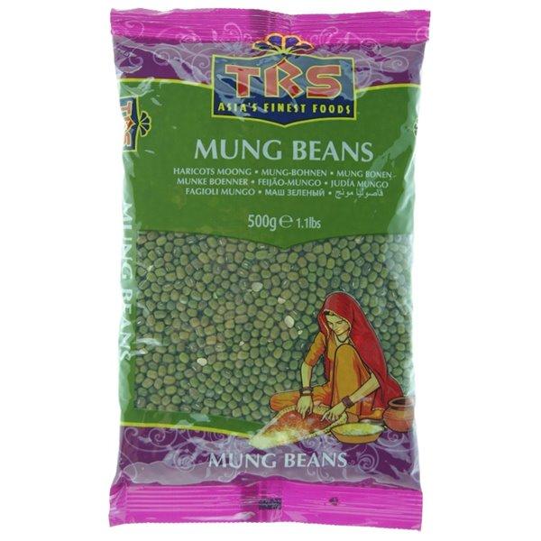 Mung Beans (Judías Verdes Mungo) 1kg