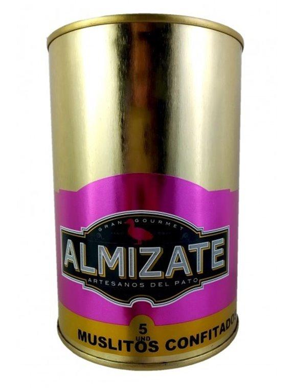 Muslitos de pato confitado Almizate