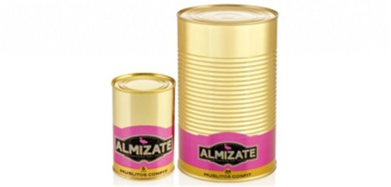 Muslitos de pato confitado Almizate, 1 ud