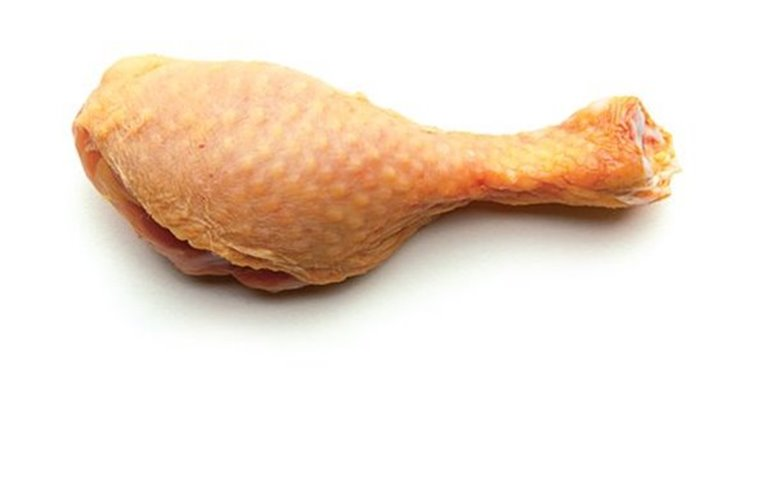 Muslo de pollo de Las Landas
