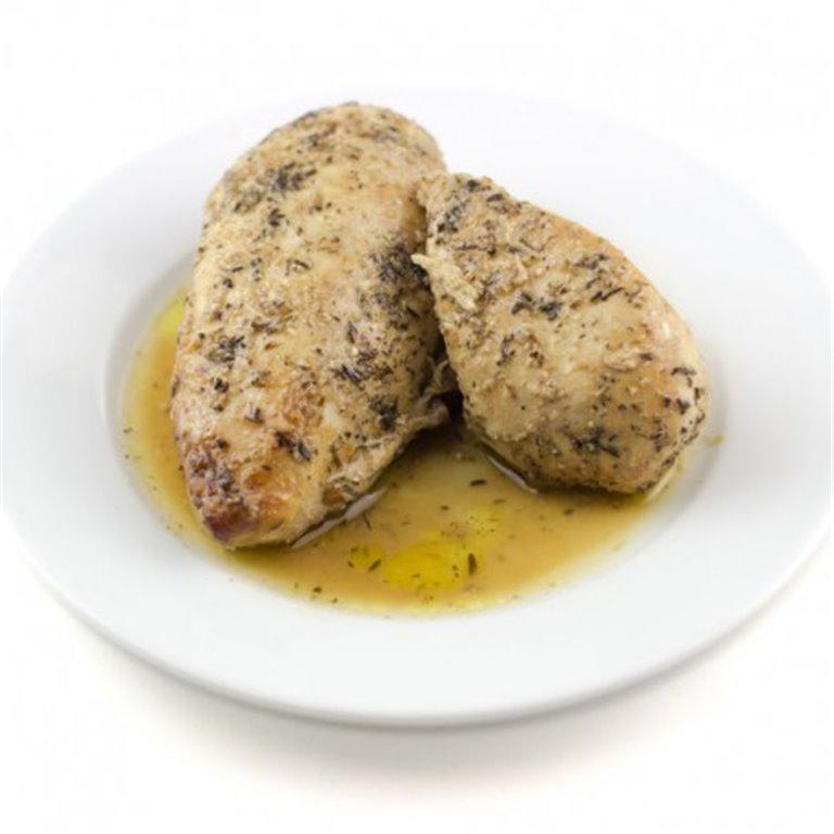 Muslo o Pechuga de Pollo al Horno, 1 ud