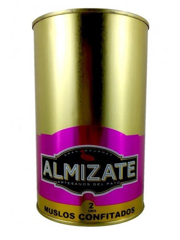 Muslos de pato confitados Almizate