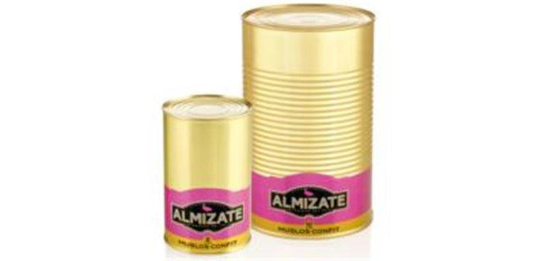 Muslos de pato confitados Almizate, 1 ud