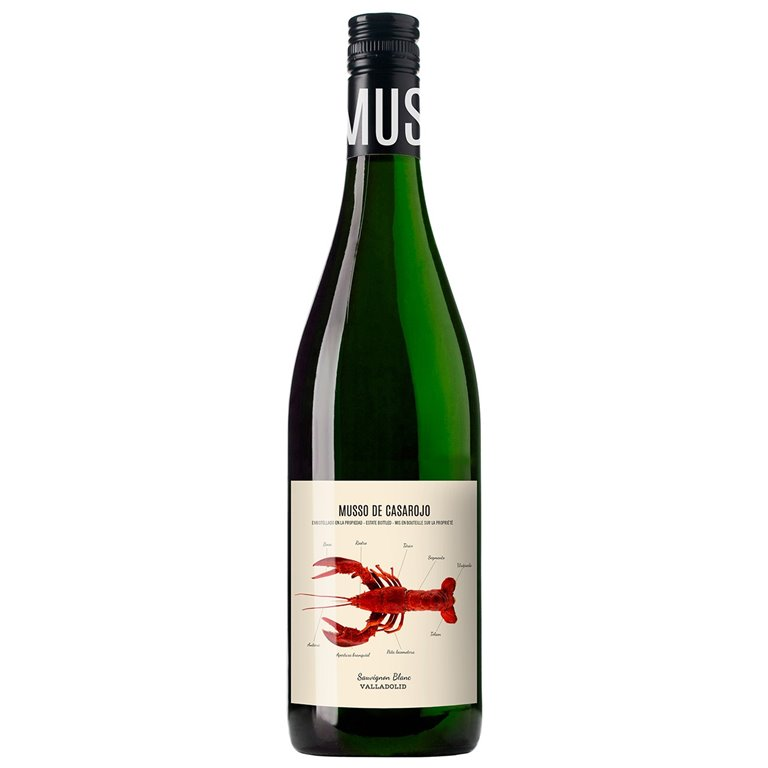 Musso White 75 cl.
