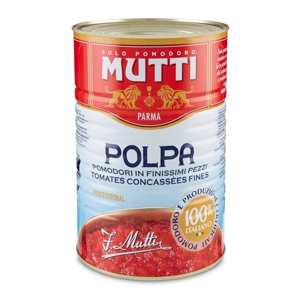 Mutti Puré di tomate Pelado