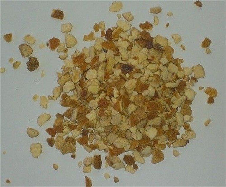 Naranja Cortezas Secas, bandeja 120 gramos, 1 ud
