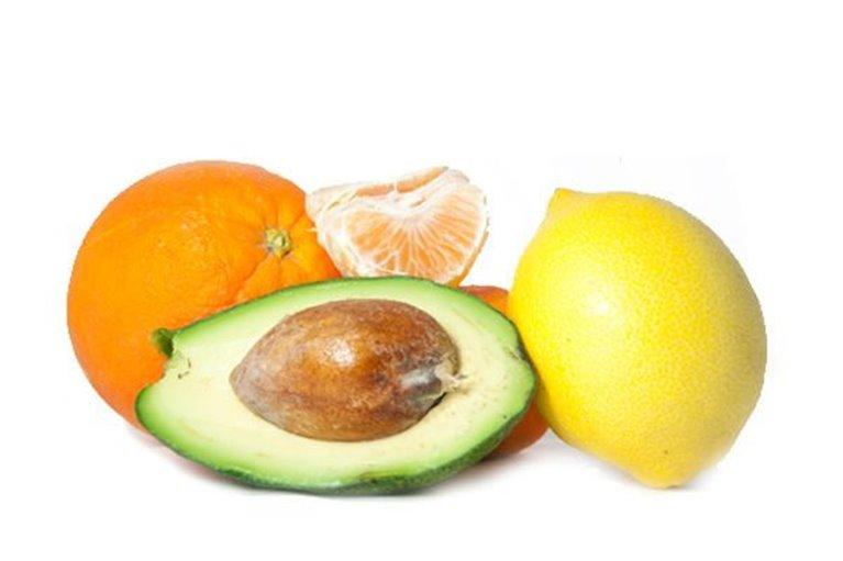 Naranjas de mesa Mandarinas sin semillas Limones y Aguacates