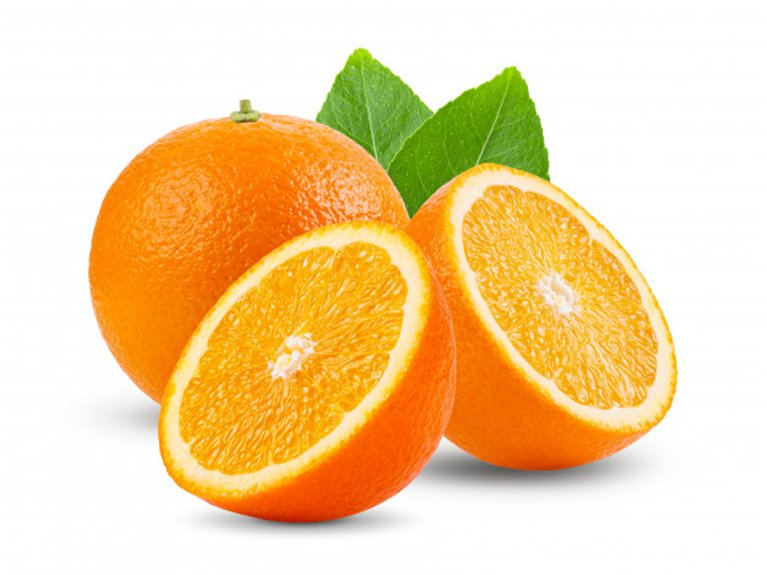 Valencian oranges juice