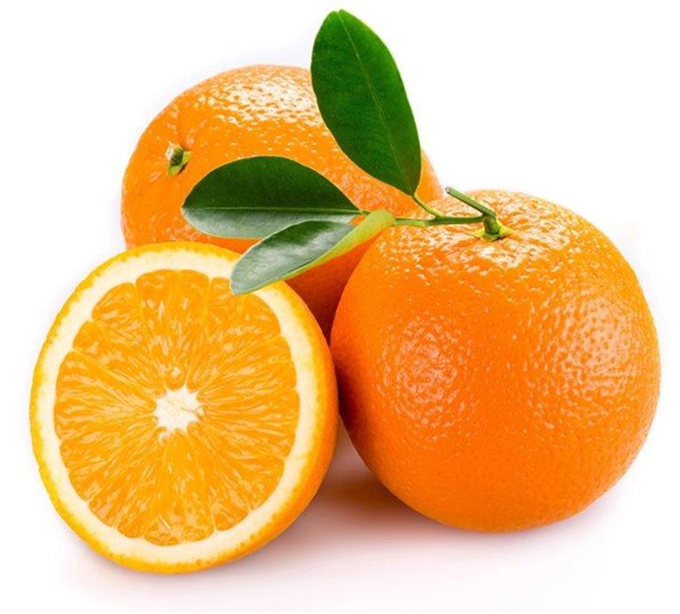 Naranjas naturales (sin tratamiento, del árbol a su casa), 1 kg
