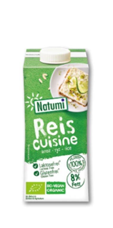 Nata de arroz, 1 ud