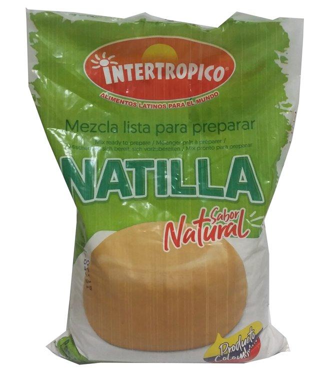 NATILLA INTERTROPICO 1KG X 12UNID