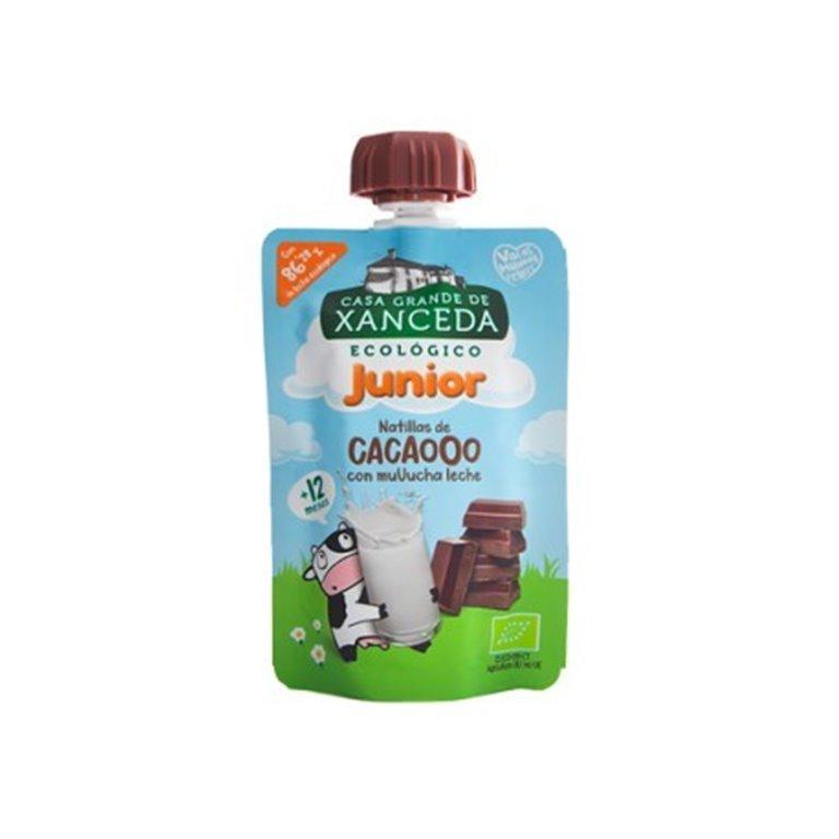 Natillas de Cacao Junior, 1 ud