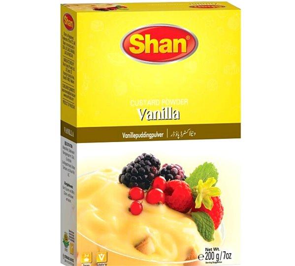 Natillas de Vainilla Shan  | Shan Vanilla Custard Powder 200g