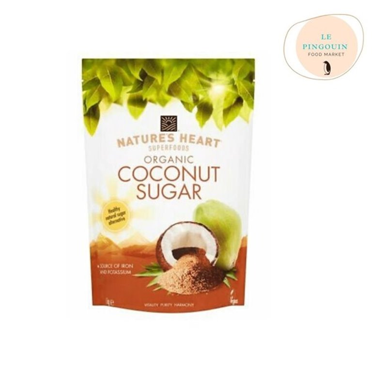 Nature's heart. Azúcar de coco 1kg