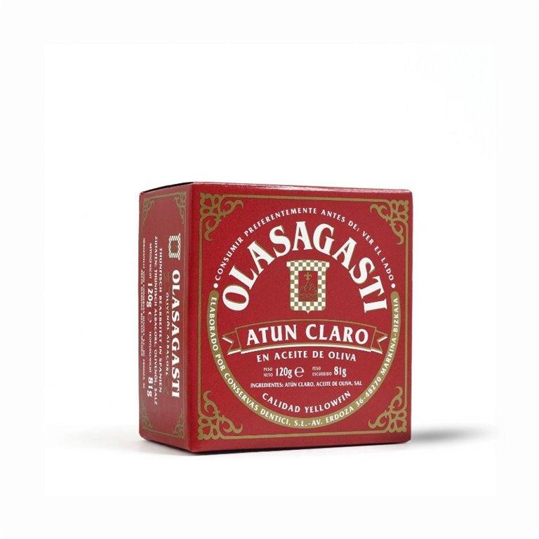 Atún Claro en Aceite de Oliva Olasagasti, 1 ud