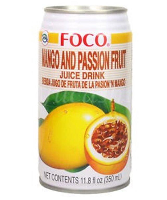 Néctar de Mango y Maracuyá 350ml, 1 ud