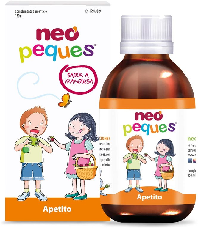 Neo Peques Apetito 150 Ml.