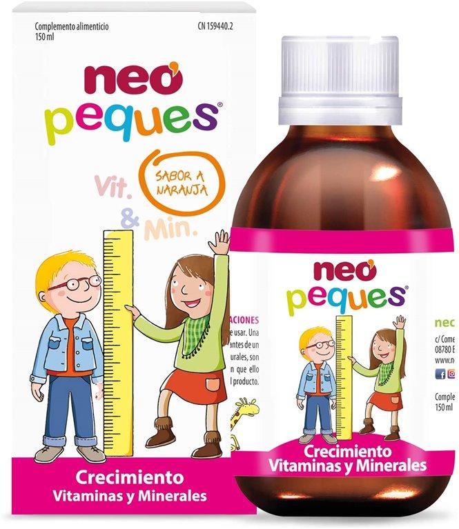 Neo Peques Crecimiento 150 Ml.