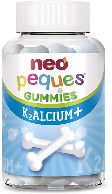 Neo Peques Gummies Kalcium+ 30 Gummies