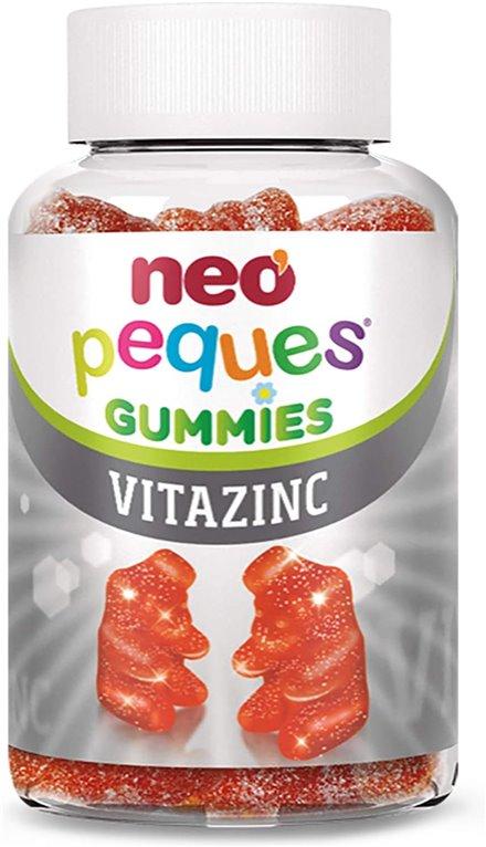 Neo Peques Gummies Vitazinc 30 Gummies