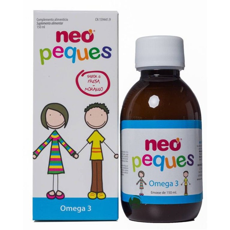 Neo Peques Omega 3 150 Ml.