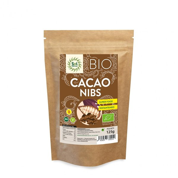 Nibs de Cacao Bio 125g