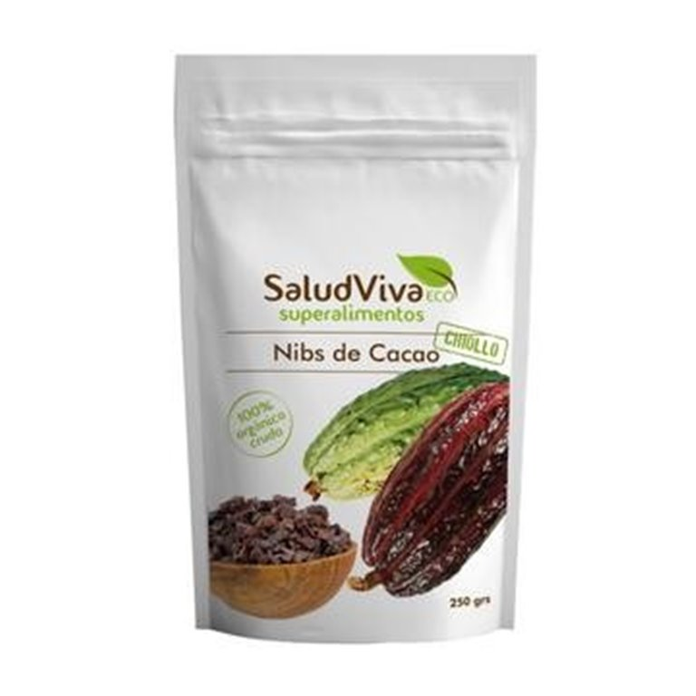 Nibs de Cacao Bio 250g