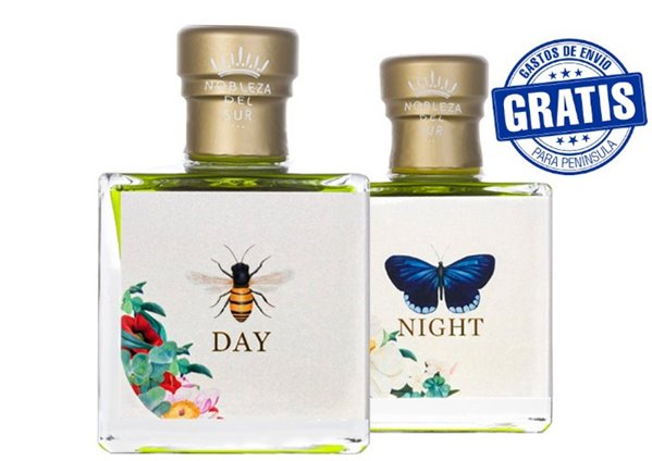 Nobleza del Sur. Eco Night + Eco Day. Caja mixta 15 + 15 unidades x 100 ml.