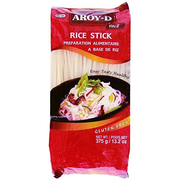 Noodles de Arroz 5mm Sin Gluten 454g
