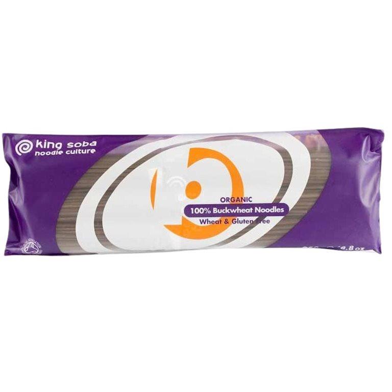 Noodles de Trigo Sarraceno Sin Gluten Bio 250g
