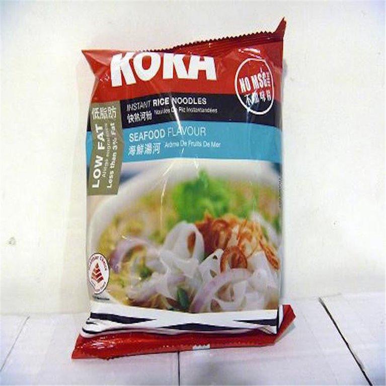 Noodles Koka de arroz sabor marisco