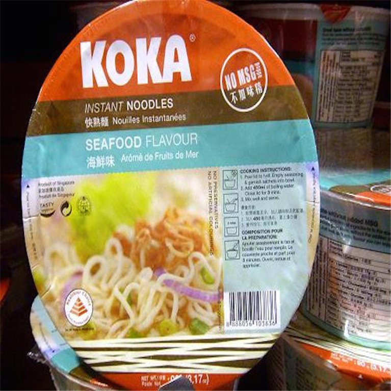 Noodles Koka sabor marisco