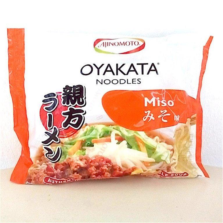 Noodles Miso