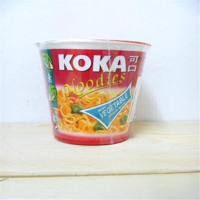 Noodles ramen Koka sabor vegetales 85g