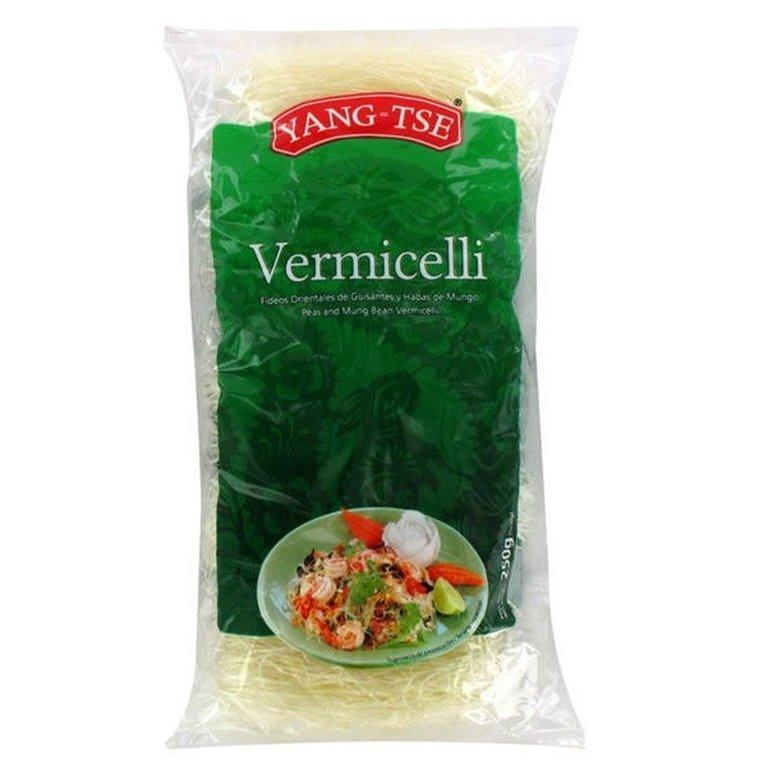 Noodles Vermicelli de Guisantes y Habas Mungo 250g