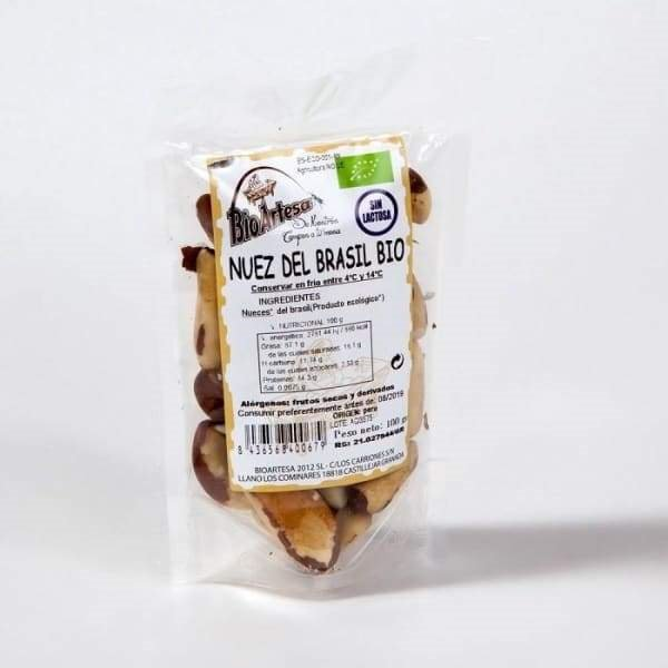 Nueces de Brasil Bio 1 Kg · POS CL