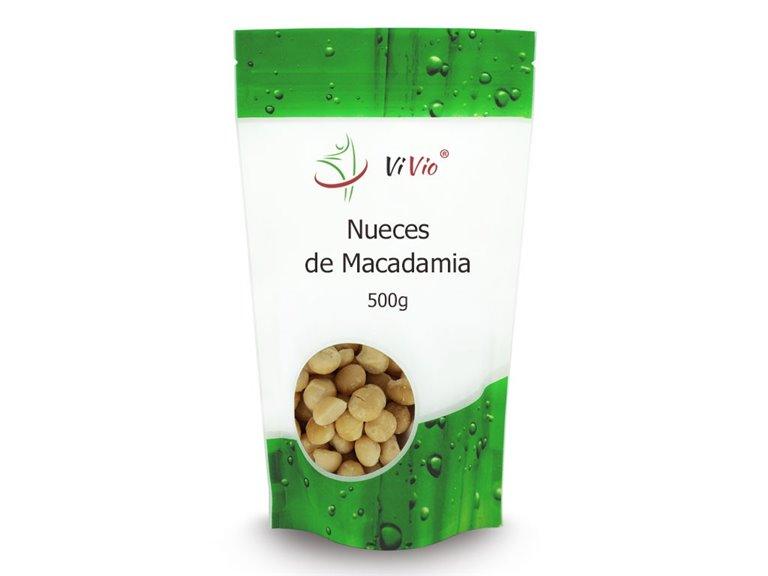 Nueces de Macadamia 500g