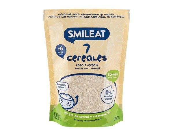 ¡Nueva! Papilla Ecológica de 7 Cereales